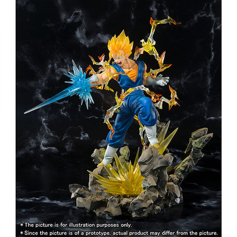 Figuarts Zero - Dragon Ball Z - Super Saiyan Vegetto/Vegito (TamashiiWeb Exclusive)