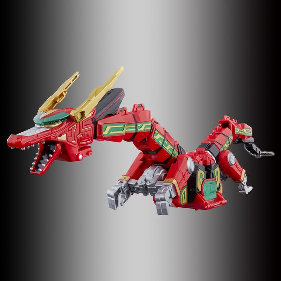 (IN STOCK) Bandai - Super Sentai Artisan - DX Dairen'Oh (Power Rangers Thunder Megazord) (Online Shop Exclusive)