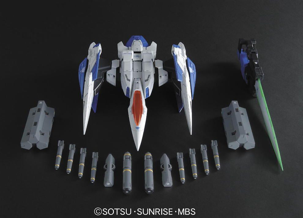 Bandai - Mobile Suit Gundam 00 1/60 PG - 00 Raiser Model Kit