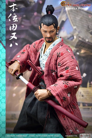 Wolfking - Lonely Ronin - Honiden Matahachi (1/6 Scale)