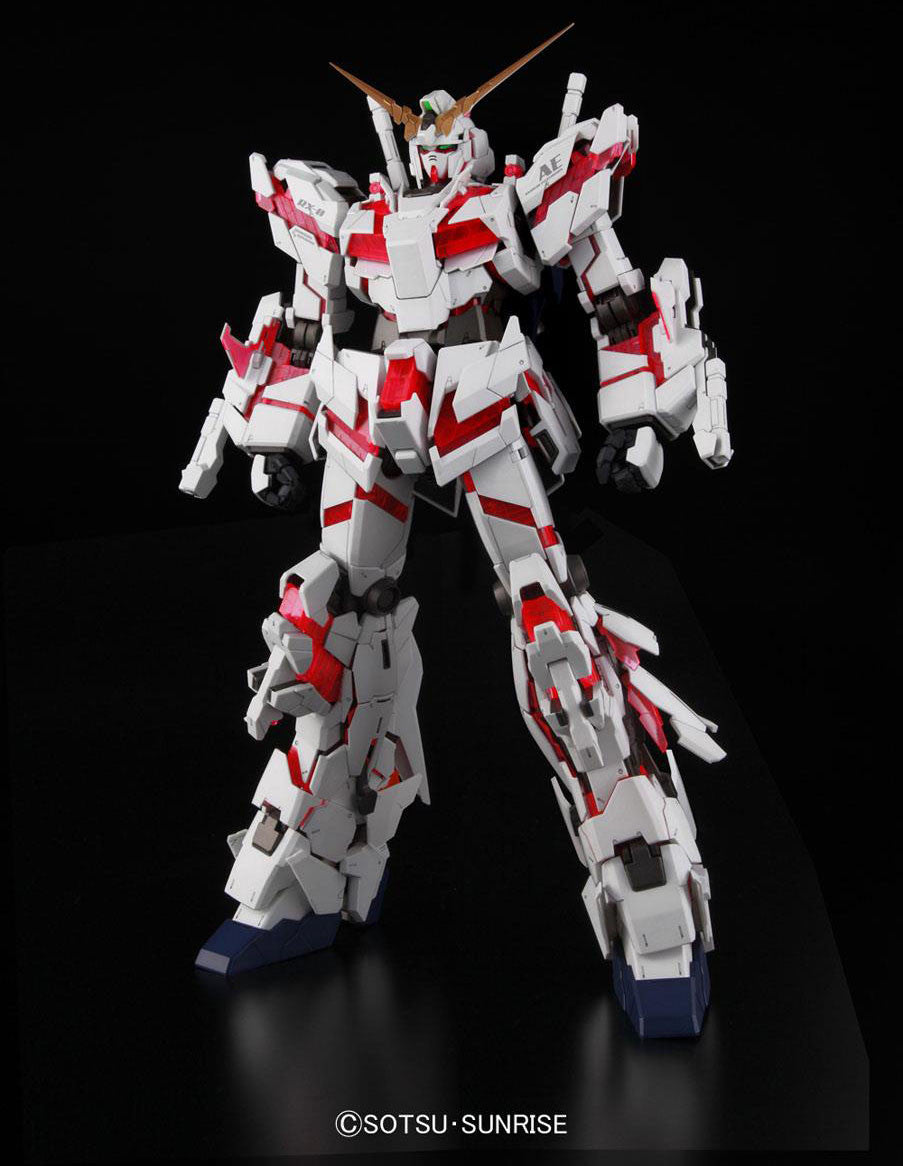 Bandai - Mobile Suit Gundam UC 1/60 PG - Unicorn Gundam Model Kit