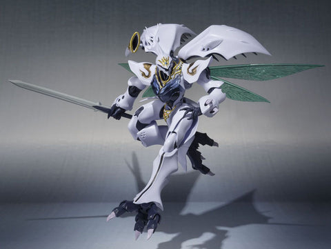 Bandai - The Robot Spriits [SIDE AB] - Aura Battler Dunbine - Sirbine (Pearl Finish Ver.) (TamashiiWeb Exclusive)