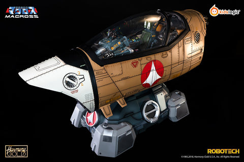 Kids Logic - Robotech Macross - VF-1J Training Type Cockpit Statue (1/6 Scale)