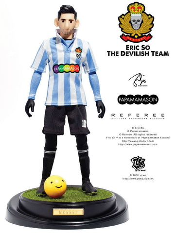 ZC World - Eric So: The Devilish Team - Lionel Messi