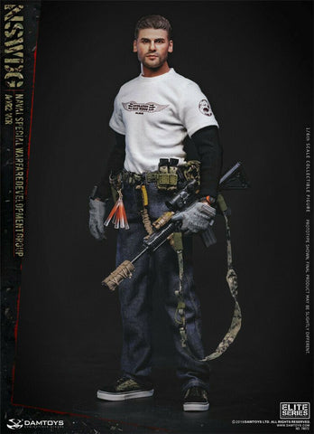 Damtoys - Elite Series - Naval Special Warfare Developement Group (AOR2 Ver.) (1/6 Scale)