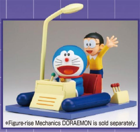 Bandai - Figure-Rise Mechanics - Doraemon - Time Machine (Model Kit)