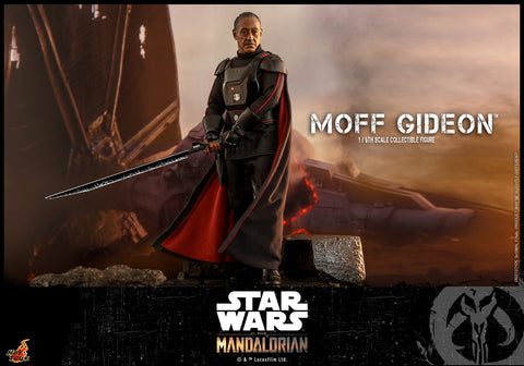 Hot Toys - TMS029 - Star Wars: The Mandalorian - Moff Gideon