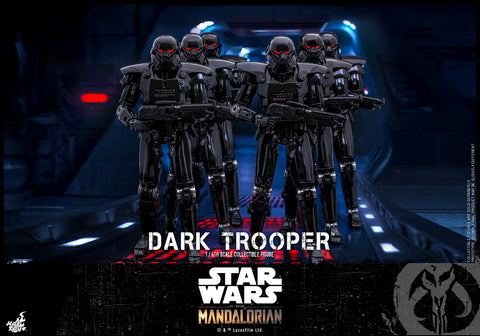 Hot Toys - TMS032 - Star Wars: The Mandalorian - Dark Trooper