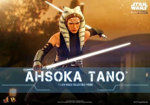 Hot Toys - DX20 - Star Wars: The Mandalorian - Ahsoka Tano