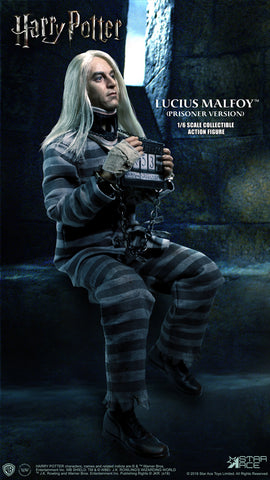 Star Ace Toys - Harry Potter and the Order of the Phoenix - Lucius Malfoy (Prisoner Version) (1/6 Scale)