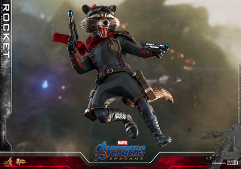 Hot Toys - MMS548 - Avengers: Endgame - Rocket Raccoon (1/6 Scale)