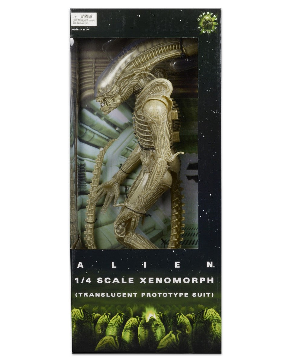 Neca - Alien - 1/4 Scale Translucent Prototype Suit Concept Figure