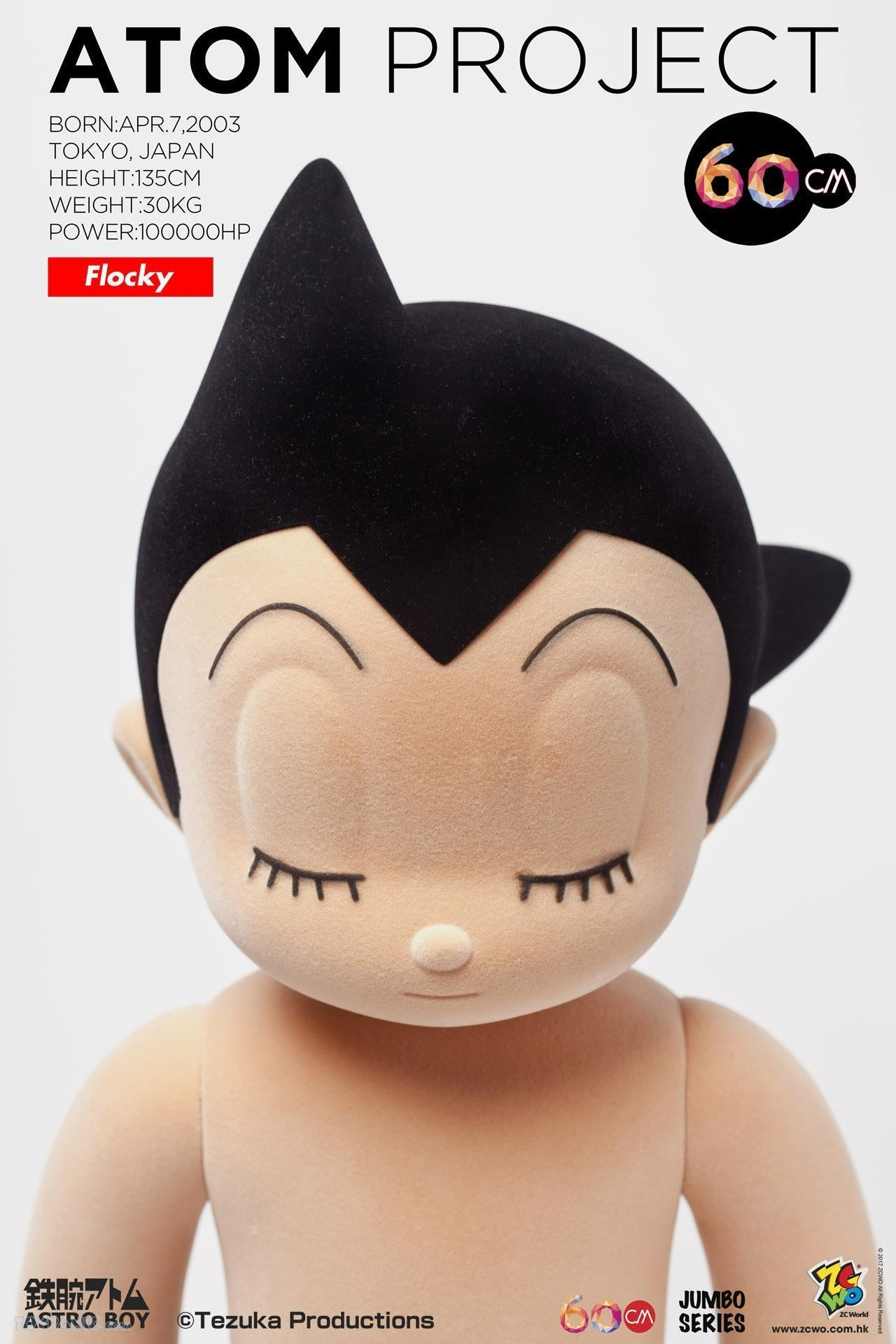 ZC World - Jumbo Size 60 cm - Astro Boy (Flocky)