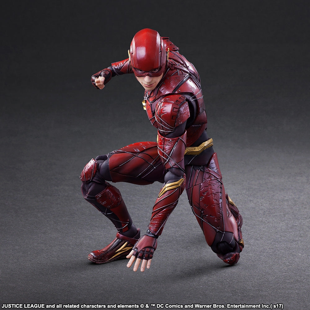 Play Arts Kai - Justice League - The Flash