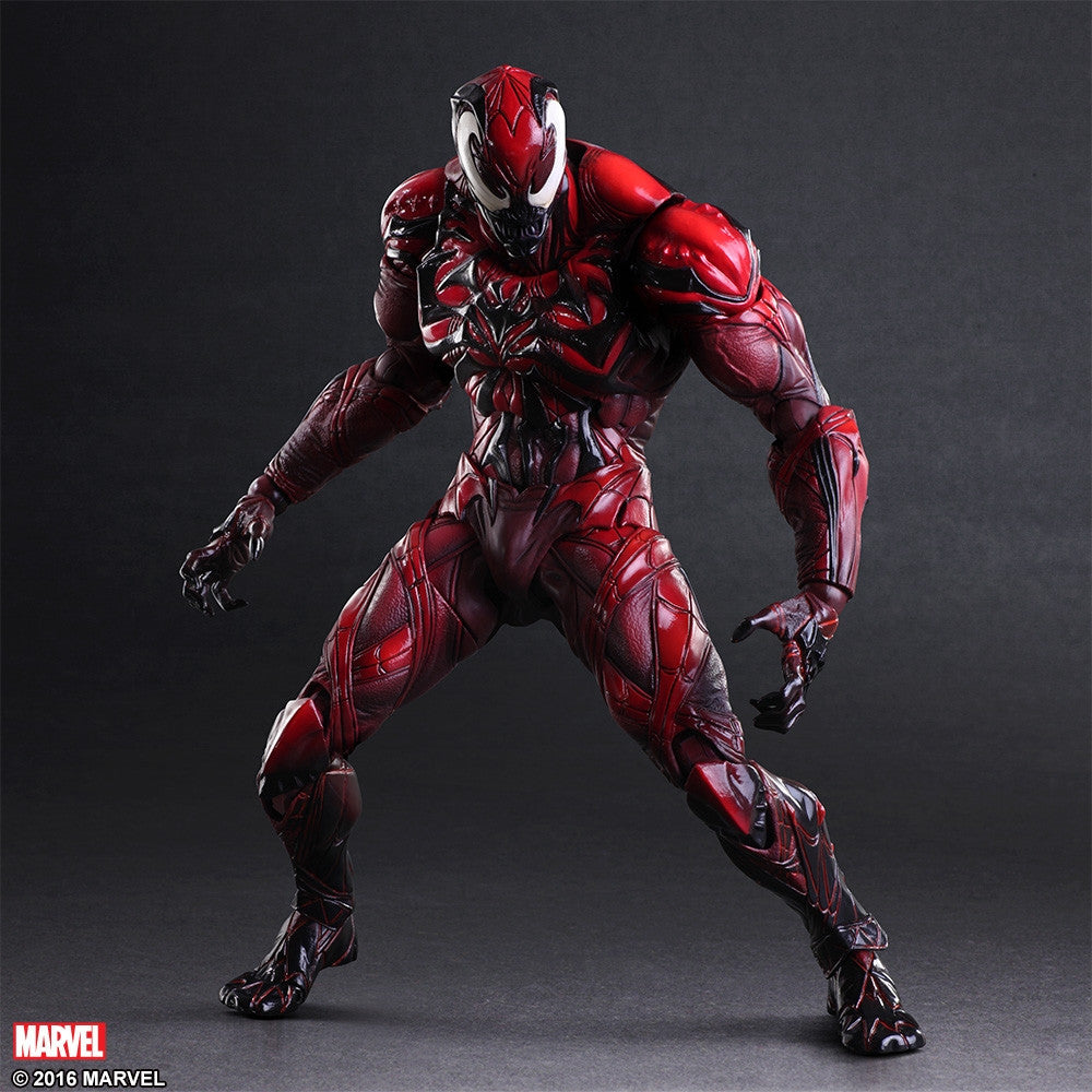 (IN STOCK) Play Arts Kai - Marvel Universe Variant - Venom (Limited Color Ver.) - Marvelous Toys - 3