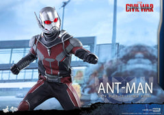 Hot Toys - MMS362 - Captain America: Civil War - Ant-Man - Marvelous Toys - 9