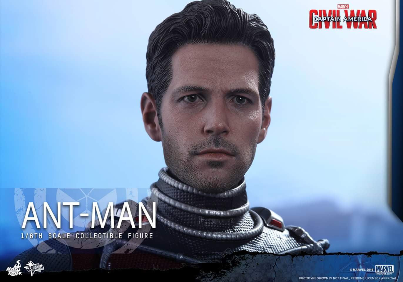 Hot Toys - MMS362 - Captain America: Civil War - Ant-Man - Marvelous Toys - 16