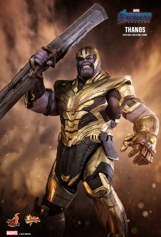 (IN STOCK) Hot Toys - MMS529 - Avengers: Endgame - Thanos