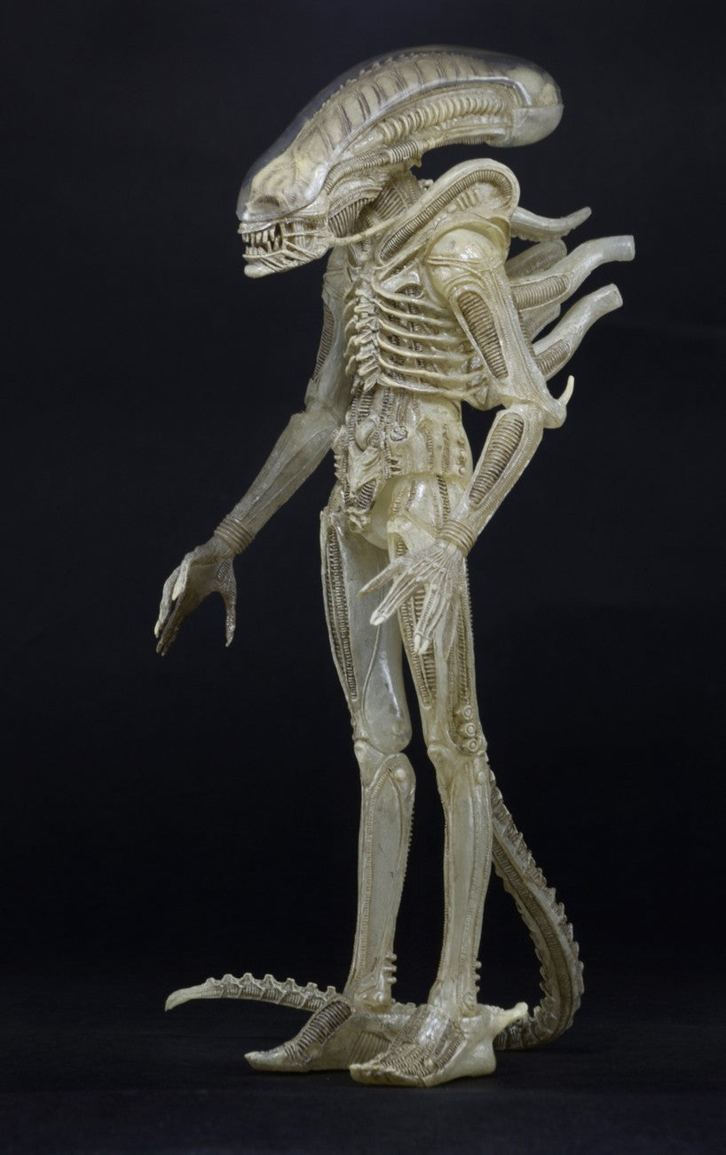 Neca - Alien - 1/4 Scale Translucent Prototype Suit Concept Figure - Marvelous Toys - 1