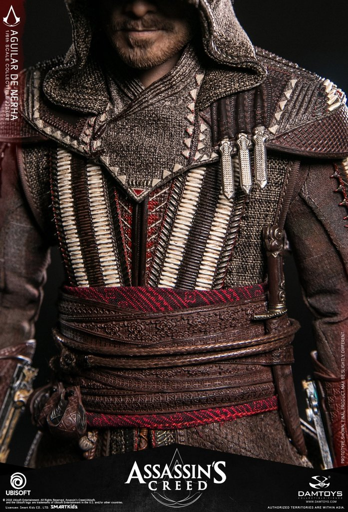 Damtoys - Assassin's Creed - Aguilar de Nerha (1/6 Scale)