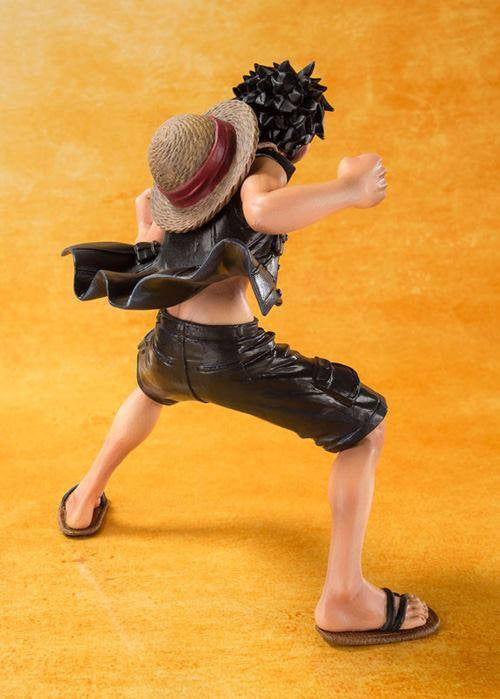 Figuarts ZERO - One Piece - Luffy - One Piece Film Gold Ver. - Marvelous Toys - 5