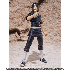 (IN STOCK) S.H.Figuarts - Naruto - Itachi Uchiha (Weasel War) (Tamashii Web Exclusive) - Marvelous Toys - 4