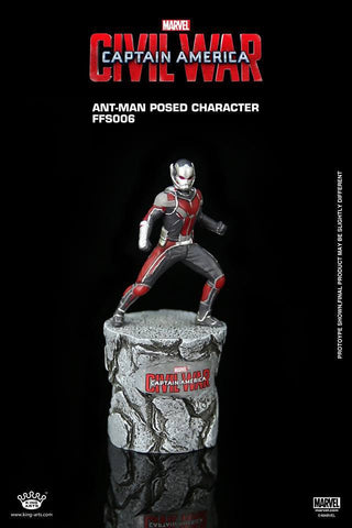 King Arts - FFS006 Ant-Man with Stone - Marvelous Toys - 1