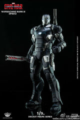 King Arts - DFS042 - Captain America: Civil War - War Machine Mark III - Marvelous Toys - 5