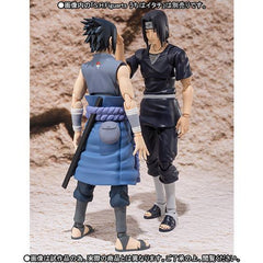 (IN STOCK) S.H.Figuarts - Naruto - Sasuke Uchiha (Weasel War) (Tamashii Web Exclusive) - Marvelous Toys - 7
