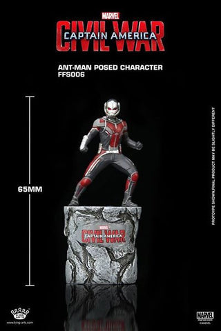 King Arts - FFS006 Ant-Man with Stone - Marvelous Toys - 2