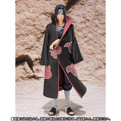 (IN STOCK) S.H.Figuarts - Naruto - Itachi Uchiha (Weasel War) (Tamashii Web Exclusive) - Marvelous Toys - 1