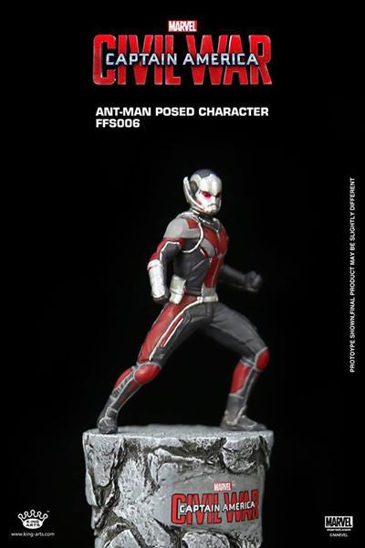 King Arts - FFS006 Ant-Man with Stone - Marvelous Toys - 3