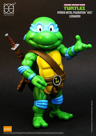 Herocross - Hybrid Metal Figuration - Teenage Mutant Ninja Turtles - Leonardo - Marvelous Toys - 2