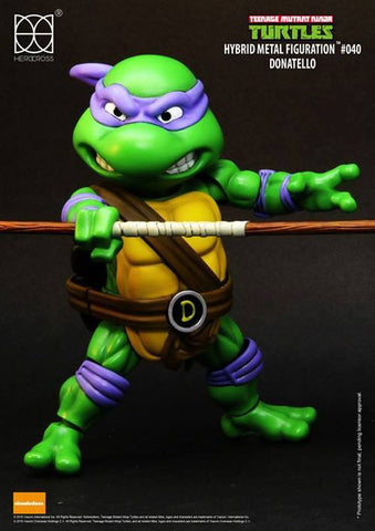 Herocross - Hybrid Metal Figuration - Teenage Mutant Ninja Turtles - Donatello - Marvelous Toys - 2