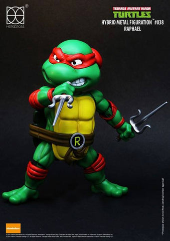 Herocross - Hybrid Metal Figuration - Teenage Mutant Ninja Turtles - Raphael - Marvelous Toys - 1