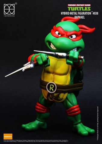 Herocross - Hybrid Metal Figuration - Teenage Mutant Ninja Turtles - Raphael - Marvelous Toys - 2