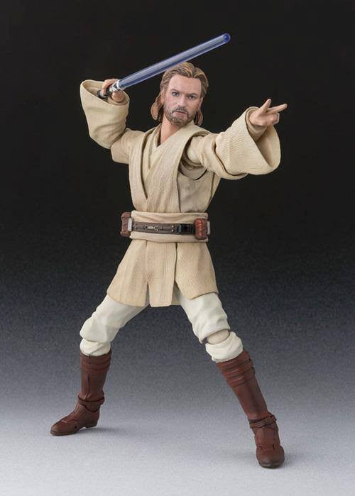 S.H.Figuarts - Star Wars: Attack of the Clones - Obi-Wan Kenobi - Marvelous Toys - 1