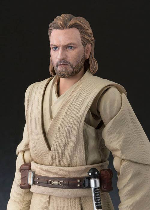 S.H.Figuarts - Star Wars: Attack of the Clones - Obi-Wan Kenobi - Marvelous Toys - 3