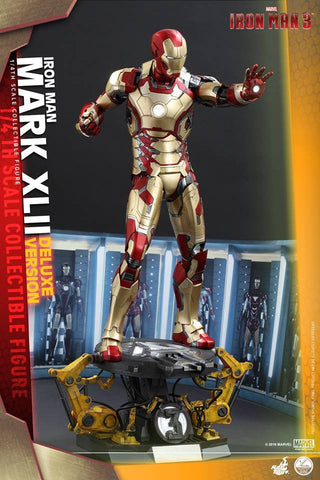 Hot Toys - QS008 - Iron Man 3 - 1/4th scale Mark XLII (Deluxe Version) - Marvelous Toys - 2