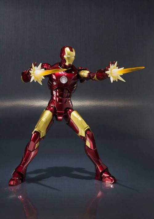 S.H.Figuarts - Iron Man - Iron Man Mark 3 (Reissue)