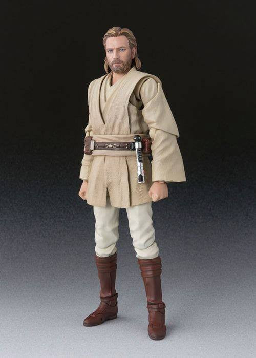 S.H.Figuarts - Star Wars: Attack of the Clones - Obi-Wan Kenobi - Marvelous Toys - 4