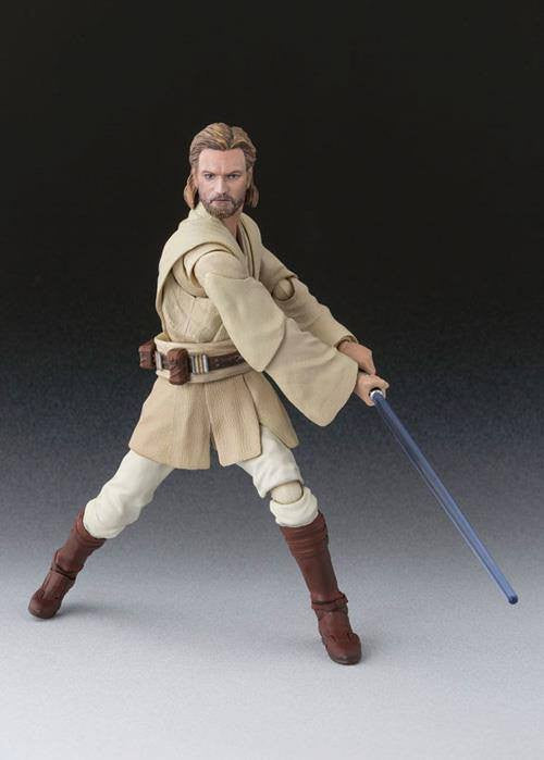 S.H.Figuarts - Star Wars: Attack of the Clones - Obi-Wan Kenobi - Marvelous Toys - 5