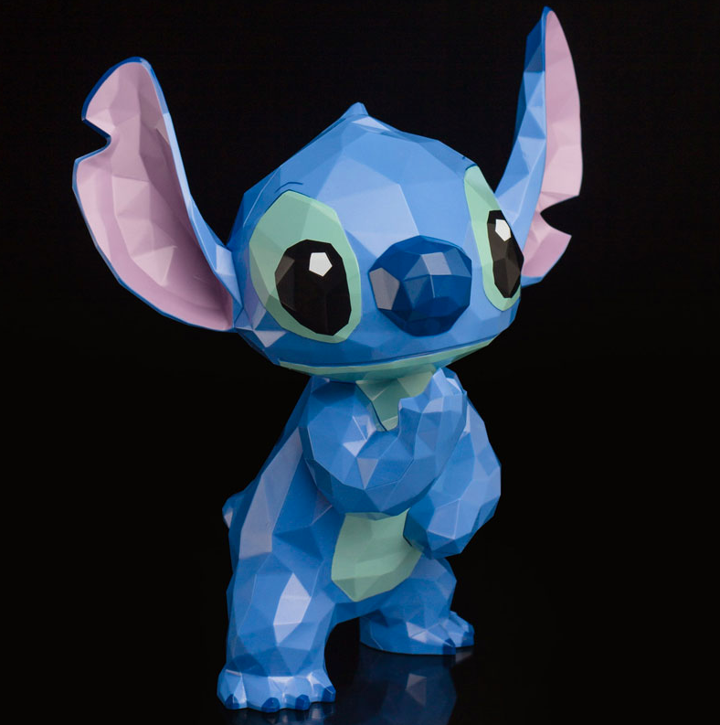 Sentinel - POLYGO Stitch (Japan Version) - Marvelous Toys - 1