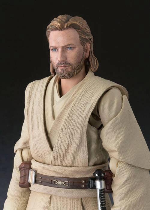 S.H.Figuarts - Star Wars: Attack of the Clones - Obi-Wan Kenobi - Marvelous Toys - 6