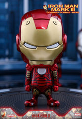 (IN STOCK) Hot Toys – COSB263 – Iron Man 3 - Iron Man Mark III Cosbaby Bobble-Head - Marvelous Toys - 1
