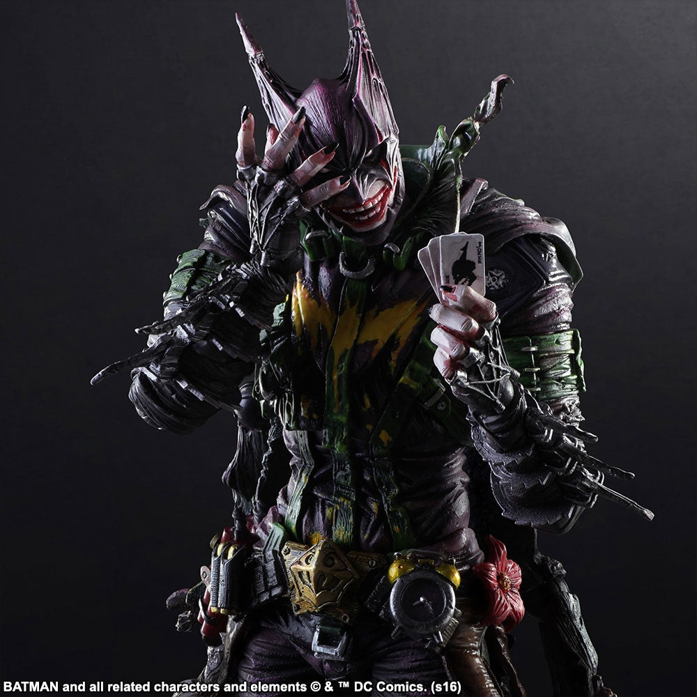 Play Arts Kai - DC Comics - Batman: Rogues Gallery Variant - Joker - Marvelous Toys - 3