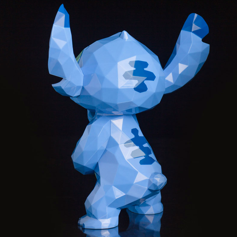 Sentinel - POLYGO Stitch (Japan Version) - Marvelous Toys - 6