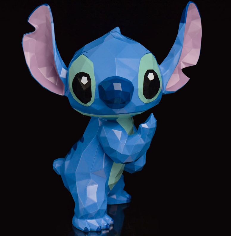 Sentinel - POLYGO Stitch (Japan Version) - Marvelous Toys - 2