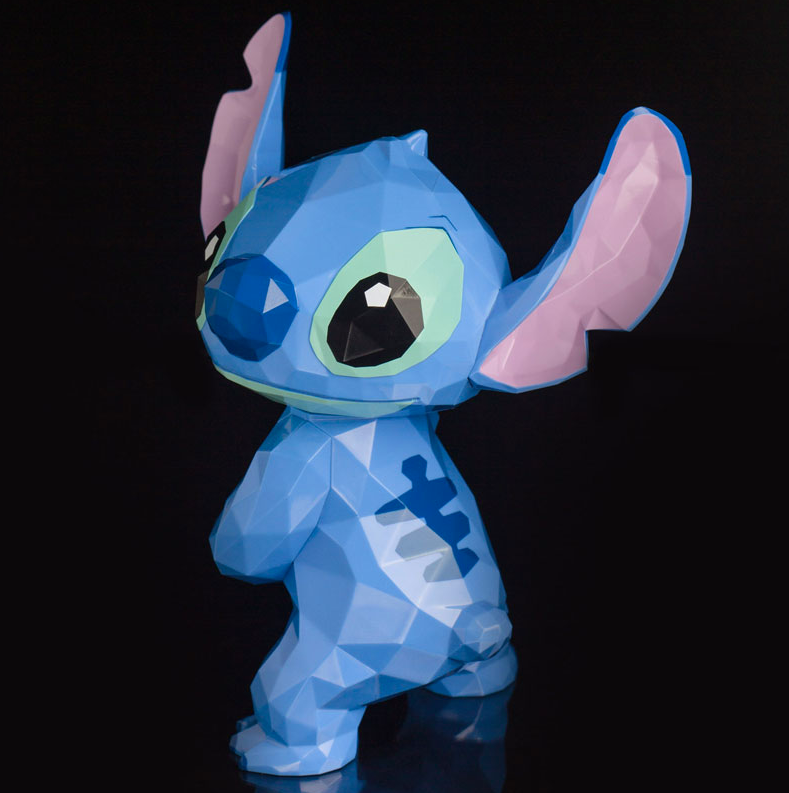 Sentinel - POLYGO Stitch (Japan Version) - Marvelous Toys - 4