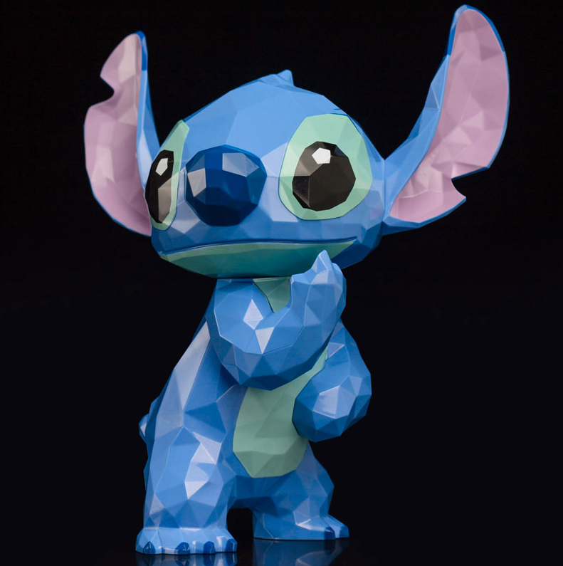 Sentinel - POLYGO Stitch (Japan Version) - Marvelous Toys - 5